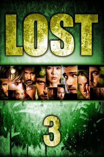 Lost 3ª Temporada - Poster
