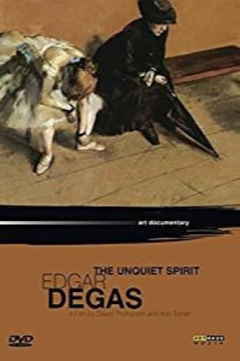Art Lives Series:  Edgar Degas