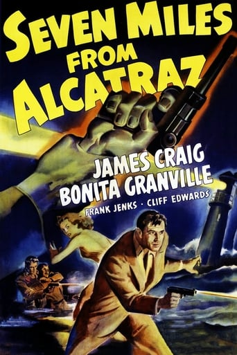 Poster of Seven Miles from Alcatraz