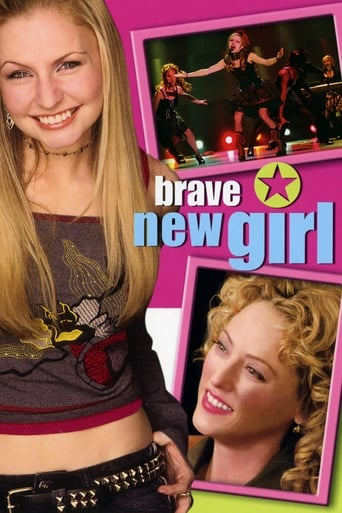 Poster of Brave New Girl