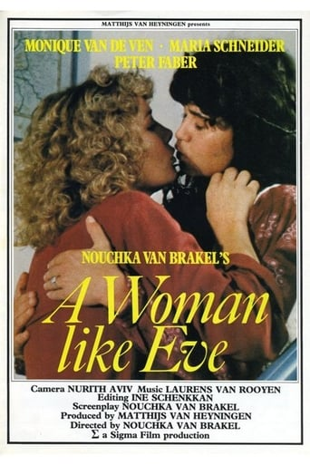 Poster of A Woman Like Eve