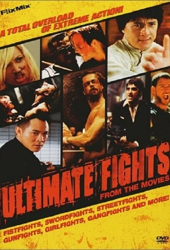 Poster of Ultimate Fights from the Movies