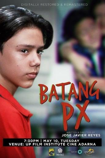 Poster of Batang PX