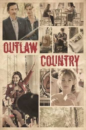 Poster of Outlaw Country