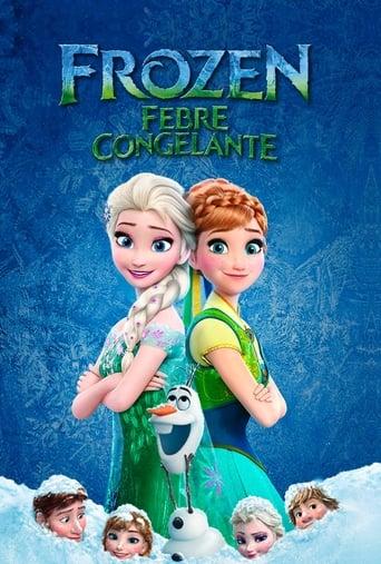 Frozen: Febre Congelante - Poster