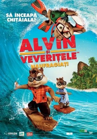 Alvin și Veverițele: Naufragiați