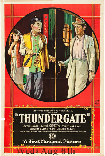 Poster of Thundergate