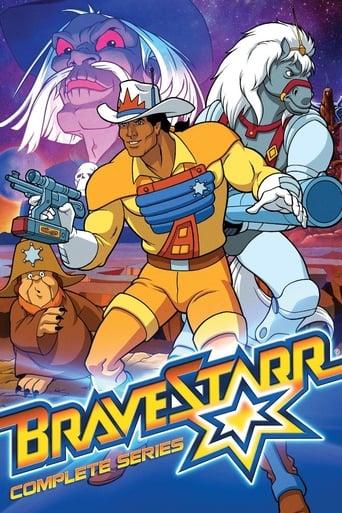 Poster of BraveStarr