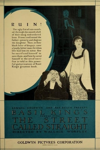 Poster of The Street Called Straight