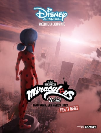 Miraculous World, New York – United HeroeZ