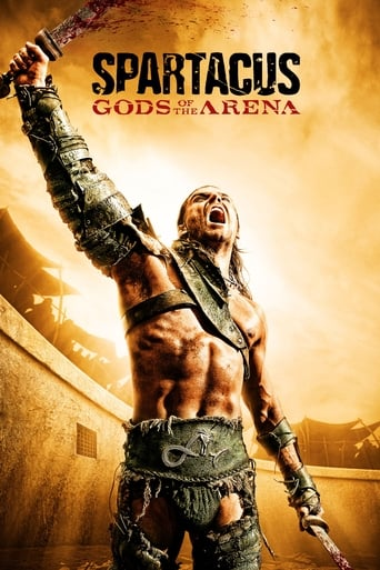 Poster of Spartacus: Gods of the Arena