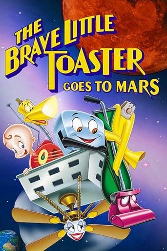 Der tapfere kleine Toaster fliegt zum Mars