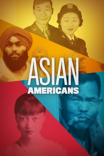 Poster of Asian Americans