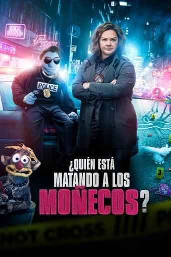 Poster of ¿Quién está matando a los moñecos?