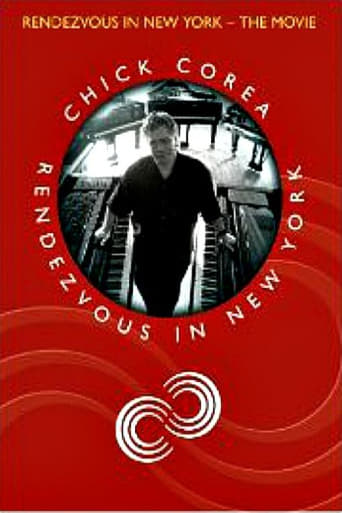 Poster of Chick Corea Rendezvous In New York - The Movie