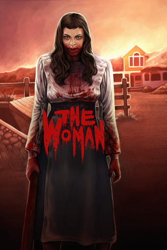 The Woman - Nem Todo Monstro Vive na Selva - Poster