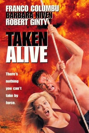 Poster of Taken Alive