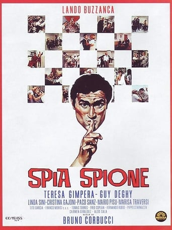 Poster of Spia spione