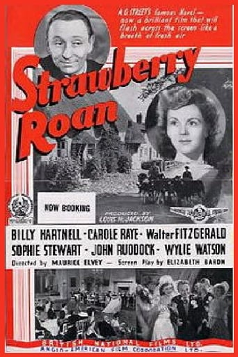 Poster of Strawberry Roan