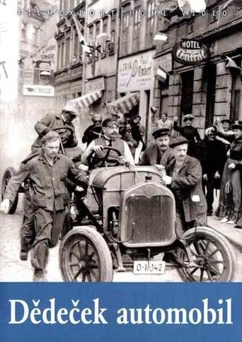 Poster of Dědeček automobil