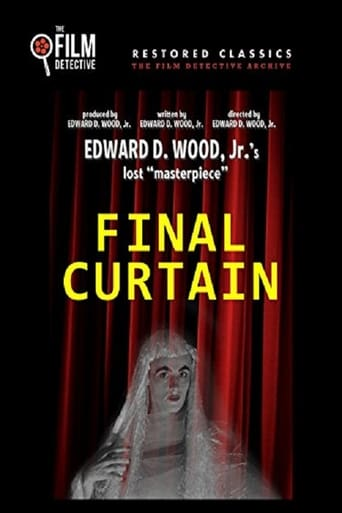 Poster of Final Curtain