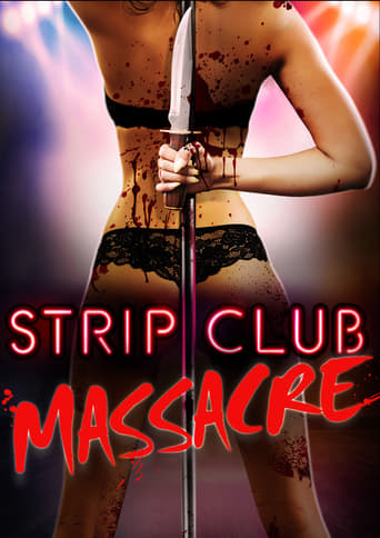 Poster of Strip Club Massacre