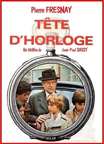 Poster of Tête d'horloge