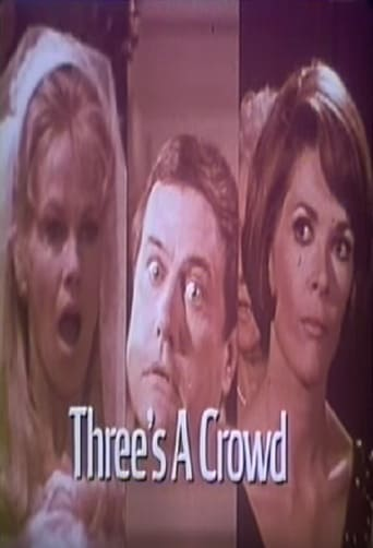 Poster of Three's a Crowd