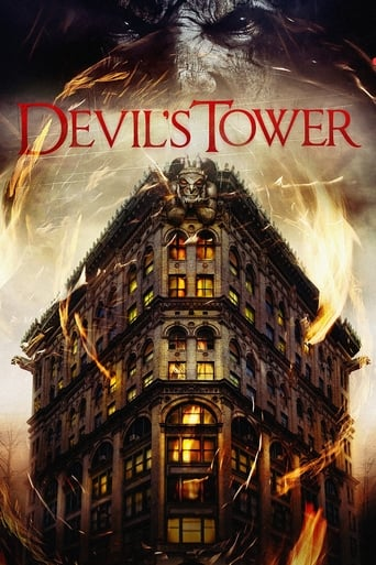Devil's Tower (2014) - poster