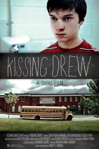 Poster of Kissing Drew