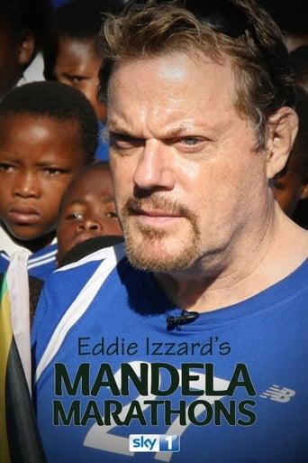 Poster of Eddie Izzard's Mandela Marathons