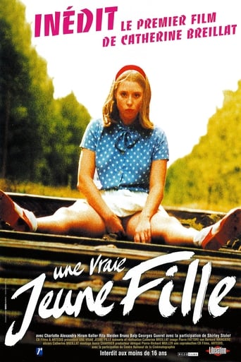 Poster of Una chica de verdad