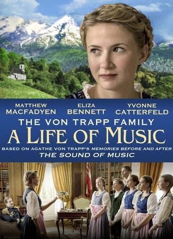 Poster of The von Trapp Family: A Life of Music