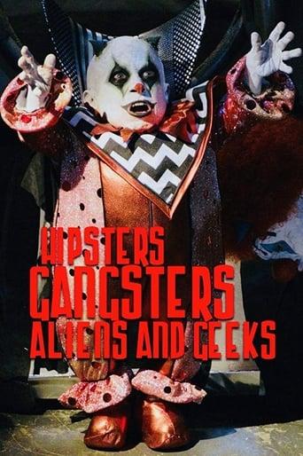 Poster of Aliens, Clowns & Geeks