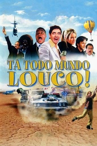 Poster of Tá Todo Mundo Louco! - Uma Corrida de Milhõe$