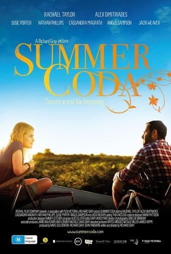 Poster of Summer Coda