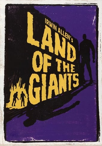 Poster of Land of the Giants