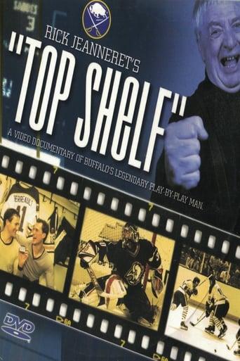 Rick Jeanneret's Top Shelf Movie Poster