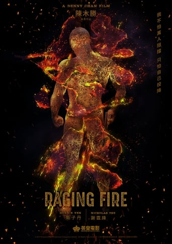 Poster of Raging Fire