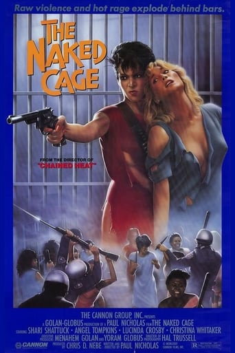 Poster of The Naked Cage