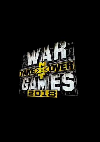 Poster of NXT TakeOver: WarGames II