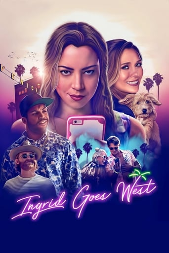 Poster of Ingrid Goes West