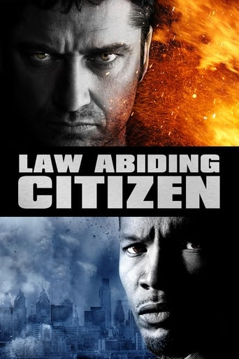 Poster of Law Abiding Citizen