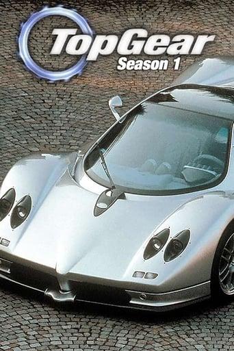 Top Gear 1ª Temporada - Poster