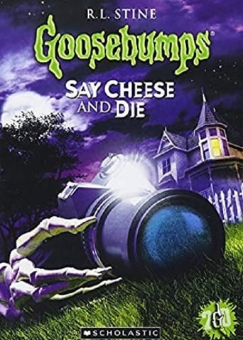 Poster of Goosebumps: Say Cheese and Die