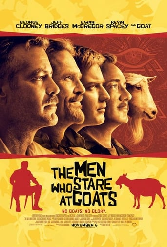 'The Men Who Stare at Goats (2009)