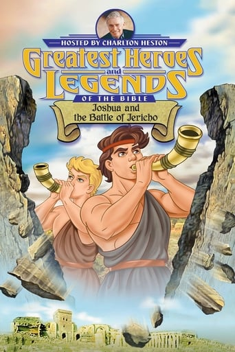 Watch Greatest Heroes and Legends of The Bible: Joshua and the Battle of Jericho 2003 full online free