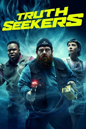 Poster Truth Seekers 1ª Temporada Completa Torrent (2020) Legendado WEB-DL 1080p – Download
