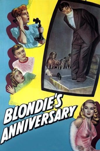 Poster of Blondie's Anniversary