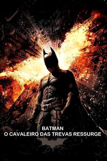 Batman: O Cavaleiro das Trevas Ressurge - Poster